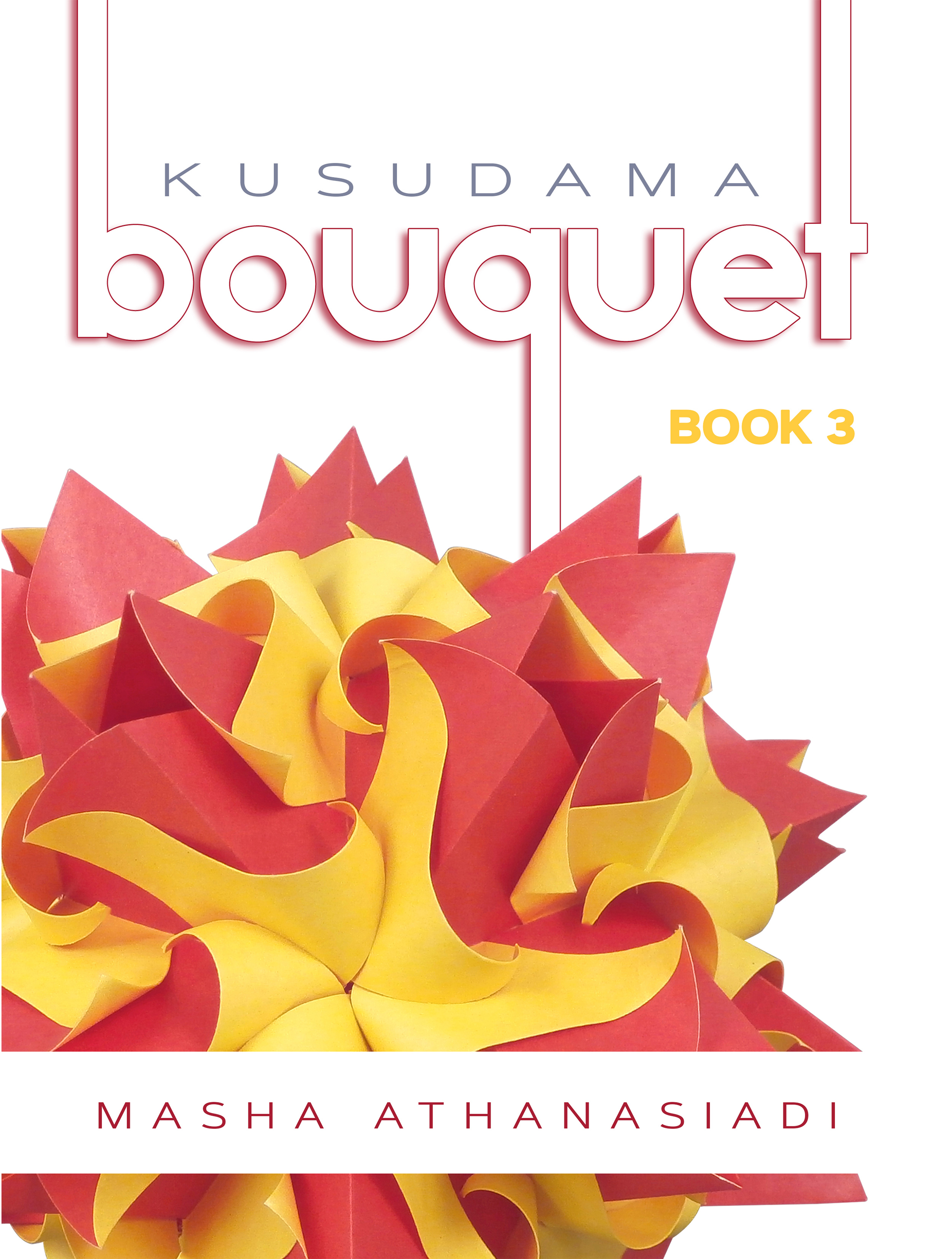 Kusudama Bouquet Book 3