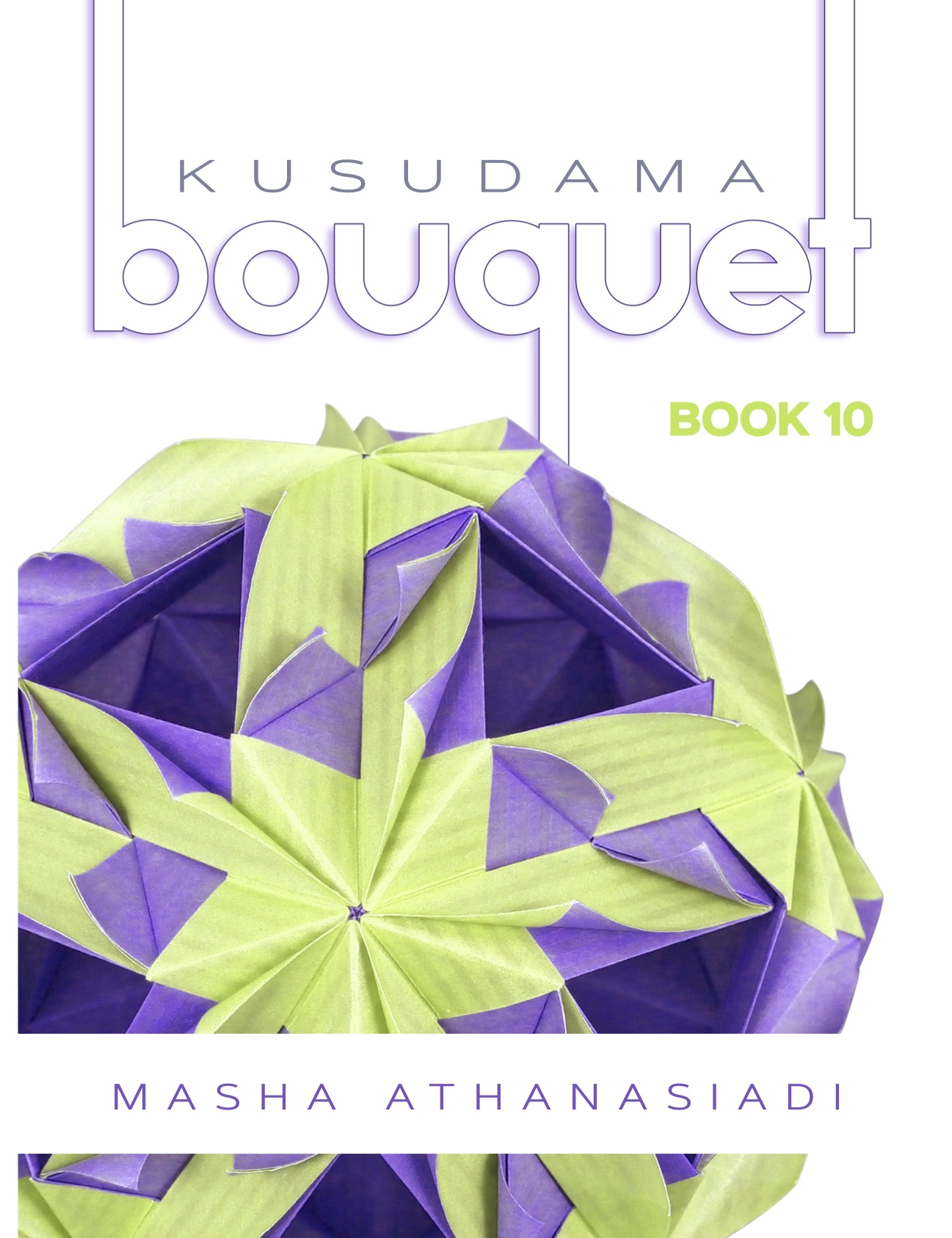 Kusudama Bouquet Book 10