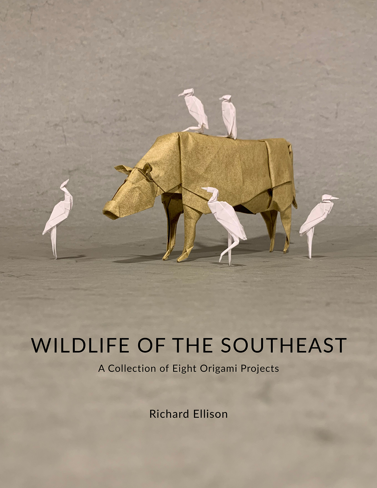 Wildlife of the Southeast: A Collection of Eight Origami Projects : page 57.
