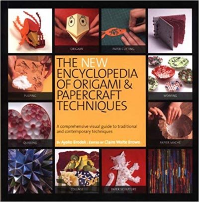 The New Encyclopedia of Origami and Papercraft Techniques : page 36.