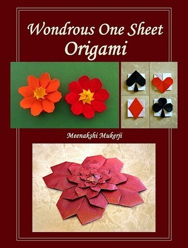 Wonderous One Sheet Origami