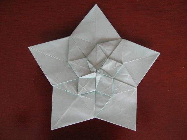 Origami database creator flower tower 5 mightylinksfo