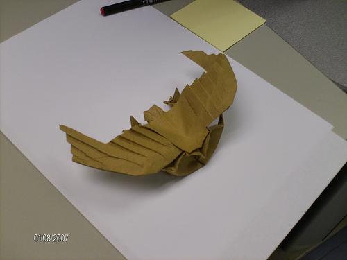 Origami CP Robert Lang | 375x500