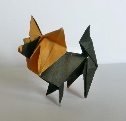 Origami Database Model Papillon